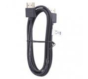 HDMI 2.0 high speed kabel ethernet A vidl.-A vidl. slim 1,5m