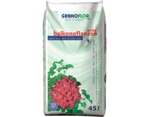 Substrát Gramoflor - Pelargonie 45 l