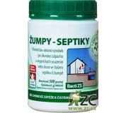 Enzym žumpy a septiky Bacti ZS - 500 g