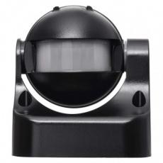 PIR senzor (pohybové čidlo) IP44 1200W, černý