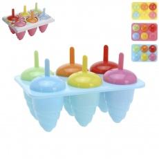 Forma na zmrzlinu UH 6ks