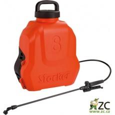 Postřikovač akumulátorový zádový 8 l Stocker