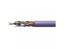 Datový kabel UTP CAT 6 LSZH, 305m - 305m