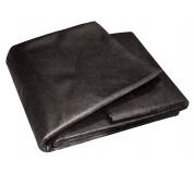 Netkaná textílie 3. 2x50M černá 50g/m2