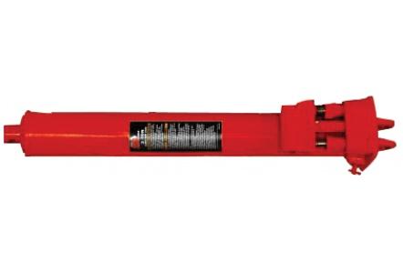 Hydr. válec 5t, dvojitá pumpa, 620-1100mm