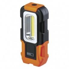 COB LED pracovní svítilna P3888, 180 lm, 3× AAA