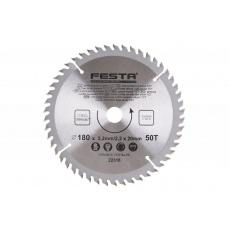 Kotouč pilový FESTA SK 180/3. 2/20, 16mm 50T