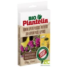 """Desky Bio Plantella žluté - """"motýl"""" 10 ks"""