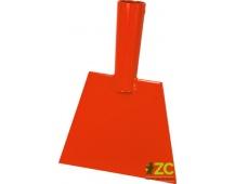 Sekáč ledu bez násady Rosteto - oranžová