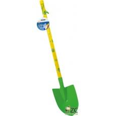 Dětský rýč zelený 78 cm Stocker