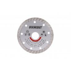 Kotouč diamantový DIAMANT 110x22. 2x2. 5mm TURBO