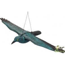 Plašič ptáků vrána letící 80 x 43,5 x v 9cm Stocker