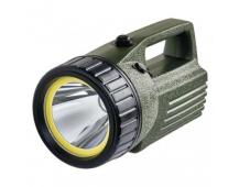 COB LED + LED nabíjecí svítilna P2308, 240 lm, aku 4000 mAh