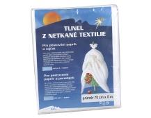 Neotex / netkaná textilie tunel - bílý 70 cm x 5 m