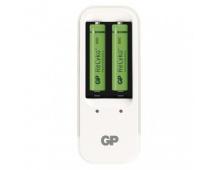 Nabíječka baterií GP PB410 + 2× AAA GP ReCyko+ 850